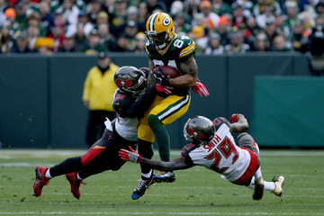 Lance Kendricks Tampa Bay Buccaneers v Green Bay Packers