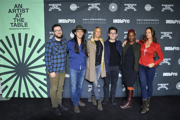 2020 Sundance Film Festival - An Artist At The Table Presented By IMDbPro Dinner & Reception