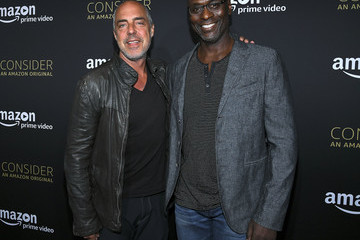 Lance Reddick Amazon Studios Holds A Preview Night For Its Emmy FYC Events At The Hollywood Athletic Club