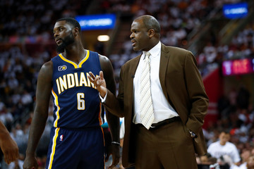 Lance Stephenson Indiana Pacers v Cleveland Cavaliers - Game Two