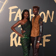 Lancey Foux Red Carpet Arrivals - Fashion For Relief London 2019