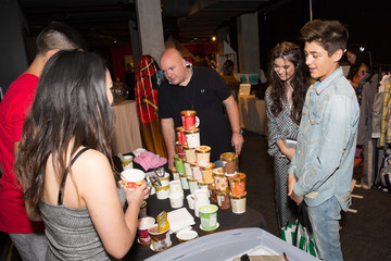Landry Bender Backstage Creations Celebrity Retreat At Teen Choice 2018 - Day 2