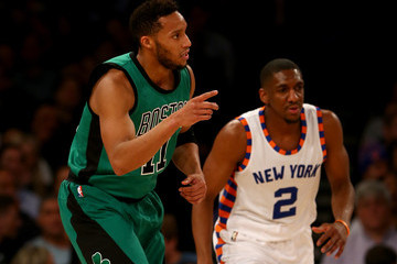 Langston Galloway Boston Celtics v New York Knicks