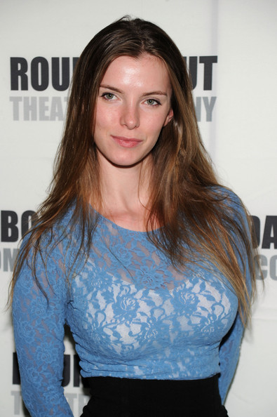 betty gilpin in quotthe language archivequot cast photo call