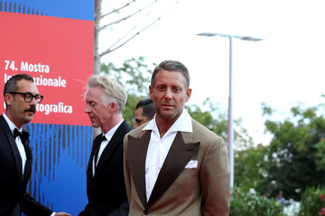 Lapo Elkann The Franca Sozzani Award - 74th Venice Film Festival
