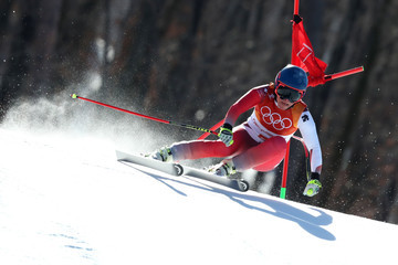 Lara Gut Alpine Skiing - Winter Olympics Day 8
