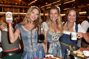 Lara Joy Koerner Celebrities Enjoy Oktoberfest 2016 - Day 10