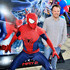 Spider-Man Marc Webb Photos - Spider-Man and director Marc Webb attend Larchmont Charter School celebrates 'The Amazing Spider-Man 2' at Be Amazing Day at Larchmont Charter School at Fairfax on April 22, 2014 in Los Angeles, California. - YMCA Celebrates 'The Amazing Spider-Man 2'