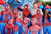 YMCA Celebrates 'The Amazing Spider-Man 2'