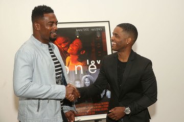 Larenz Tate The Academy of Motion Picture Arts and Sciences' 20th Anniversary Celebration of 'Love Jones'