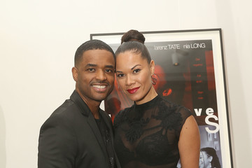 Larenz Tate Tomasina Parrott The Academy of Motion Picture Arts and Sciences' 20th Anniversary Celebration of 'Love Jones'