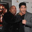 Larnell Stovall 'The Raid 2' Premieres in LA — Part 2