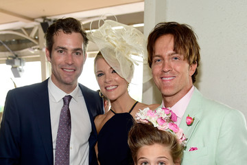 Larry Birkhead 142nd Kentucky Derby - Celebrities Seen Around Churchill Downs