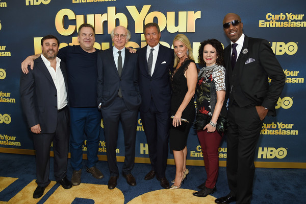'Curb Your Enthusiasm' Season 9 Premiere - Arrivals
