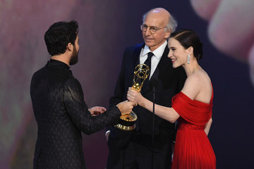 Larry David 70th Emmy Awards - Show