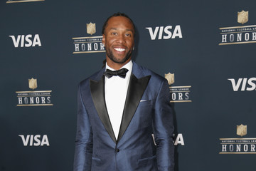 Larry Fitzgerald 6th Annual NFL Honors - Arrivals