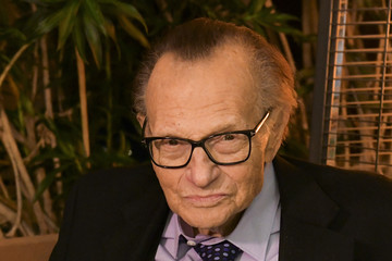 Larry King Friars Club And Crescent Hotel Honor Larry King For His 86th Birthday