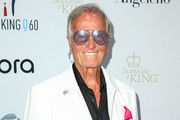 Singer Pat Boone attends Larry King's 60th Broadcasting Anniversary Event at HYDE Sunset: Kitchen + Cocktails on May 1, 2017 in West Hollywood, California.