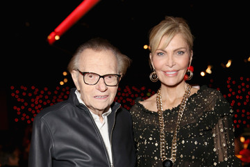 Larry King Shawn King The Brent Shapiro Foundation Summer Spectacular