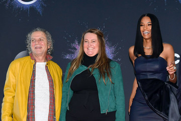 Larry Klein 2019 American Music Awards Press Day And Red Carpet Roll-Out With Host Ciara
