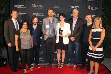 Larry Korman BAFTA LA US Student Film Awards