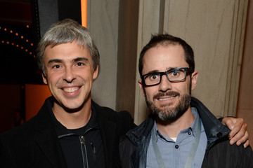 Larry Page Vanity Fair New Establishment Summit Cockatil Party