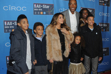 Larsa Younan Celebrities Attend The 64th NBA All-Star Game 2015