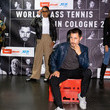 Lary Celebrities At BETT1 Aces Tennis Tournament In Cologne