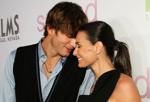 ashton kutcher and demi moore wedding. Alexia moore and wedding demi