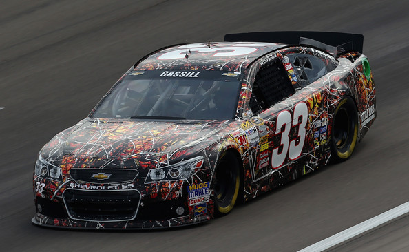Top 5 favorite paint schemes of all time nascar for Cassill motors used cars