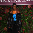 Lashana Lynch 65th Evening Standard Theatre Awards - Red Carpet Arrivals