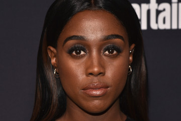 Lashana Lynch Entertainment Weekly and PEOPLE Upfronts Party at Second Floor in NYC Presented By Netflix and Terra Chips - Arrivals