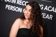 Alessia Cara attends the Latin Recording Academy's 2019 Person of the Year gala honoring Juanes at the Premier Ballroom at MGM Grand Hotel & Casino on November 13, 2019 in Las Vegas, Nevada.