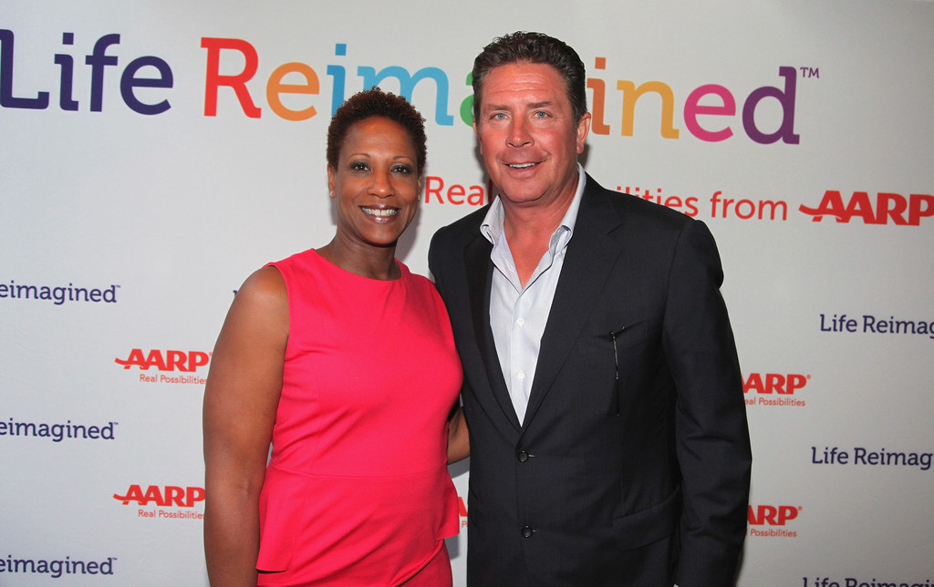 Janet Taylor in 'Life Reimagined' Launched by AARP in NYC - Zimbio