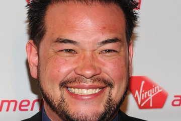 Jon Gosselin Launch Of Virgin America's 1st Flight From Los Angeles To Philadelphia - Launch Party