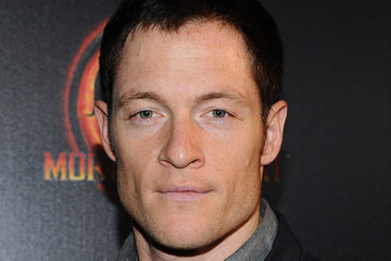 "Tahmoh Penikett Launch Of Warner Bros. ""Mortal Kombat Legacy"" - Arrivals"