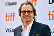 Gary Oldman attends the North American Premiere of 'The Laundromat' at the The Princess of Wales Theatre on September 09, 2019 in Toronto, Canada.