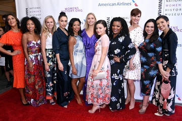 Laura Bell Bundy National Women's History Museum's 7th Annual Women Making History Awards - Arrivals