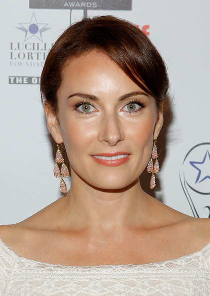Laura Benanti Pictures 27th Annual Lucille Lortel Awards