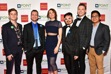 Laura Benanti Point Foundation Hosts Annual Point Honors New York Gala Celebrating The Accomplishments Of LGBTQ Students - Arrivals