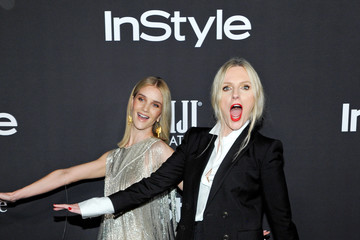 Laura Brown 2018 InStyle Awards With Fiji