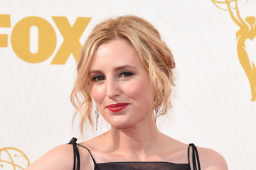 Laura Carmichael 67th Annual Primetime Emmy Awards - Arrivals