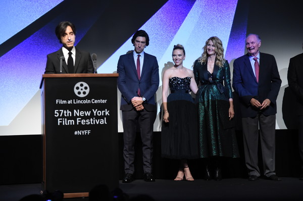 57th New York Film Festival - 'Marriage Story' Intro