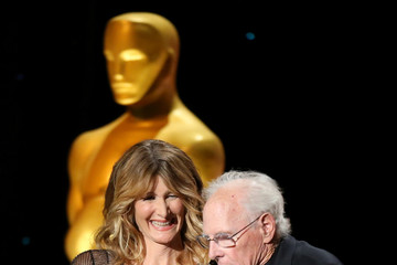 Laura Dern Bruce Dern Academy of Motion Picture Arts and Sciences' 8th Annual Governors Awards - Show
