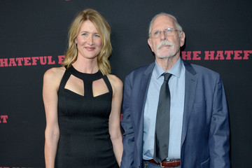 Laura Dern Bruce Dern The Weinstein Company Presents the World Premiere of 'The Hateful Eight' - Red Carpet