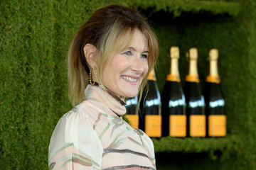 Laura Dern Eighth-Annual Veuve Clicquot Polo Classic, Los Angeles