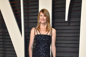 Laura Dern 2017 Vanity Fair Oscar Party Hosted By Graydon Carter - Arrivals