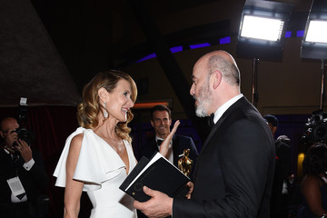 Laura Dern 90th Annual Academy Awards - Governors Ball