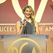 Laura Dern 31st Annual Producers Guild Awards - Inside