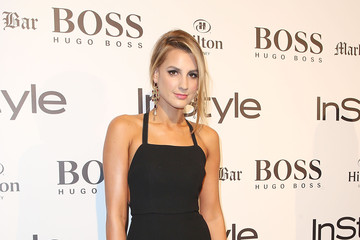Laura Dundovic InStyle and Hugo Boss Men of Style Cocktail Party